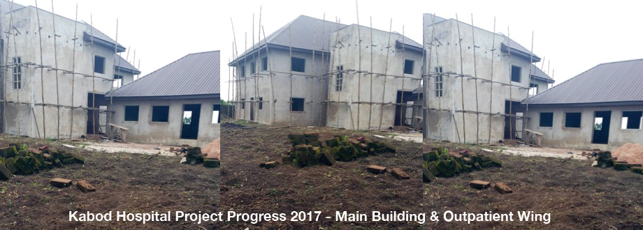 Kabod Hospital Progress 2017